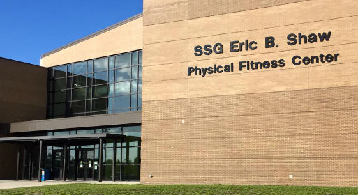 Military fitness center dedicated to late Staff Sgt. Eric Shaw '03